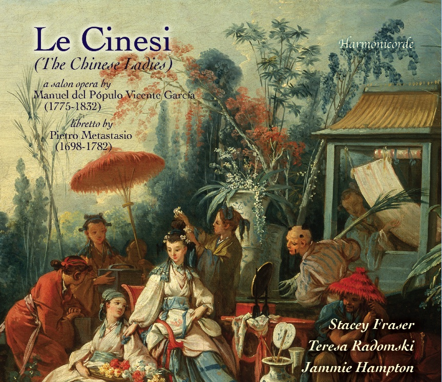 Cinesi CD cover